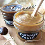 Homemade Date Paste Recipe {Caramel + Chocolate Sauce}