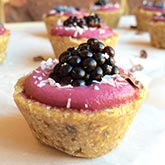 blackberry-tarts
