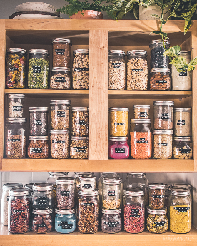 How to Nuts and Seeds in Your Pantry Refrigerator and Freezer